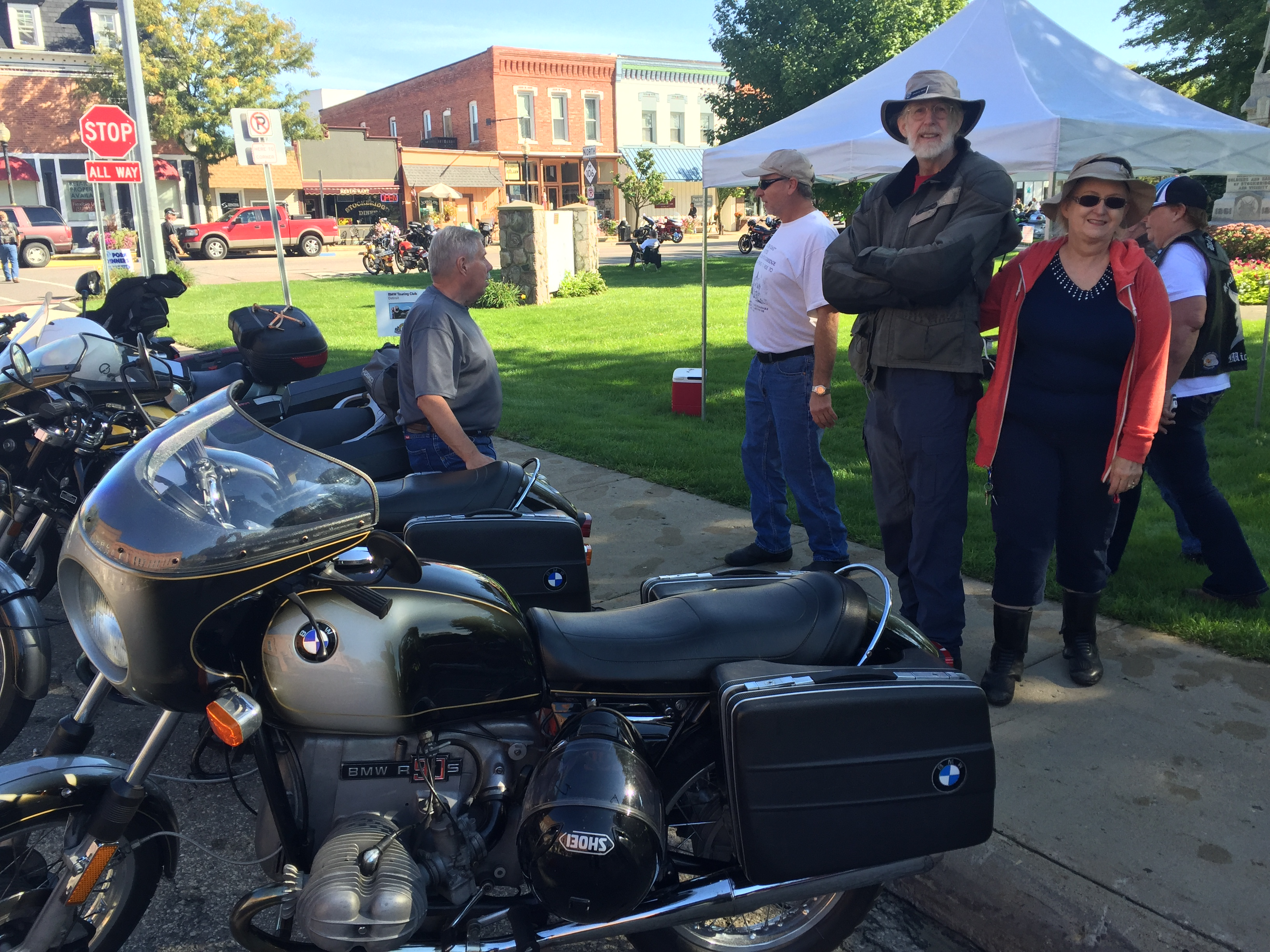 stockbridge all clubs day – bmw touring club of detroit