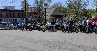 All Clubs Ride – Stockbridge, MI. 2017