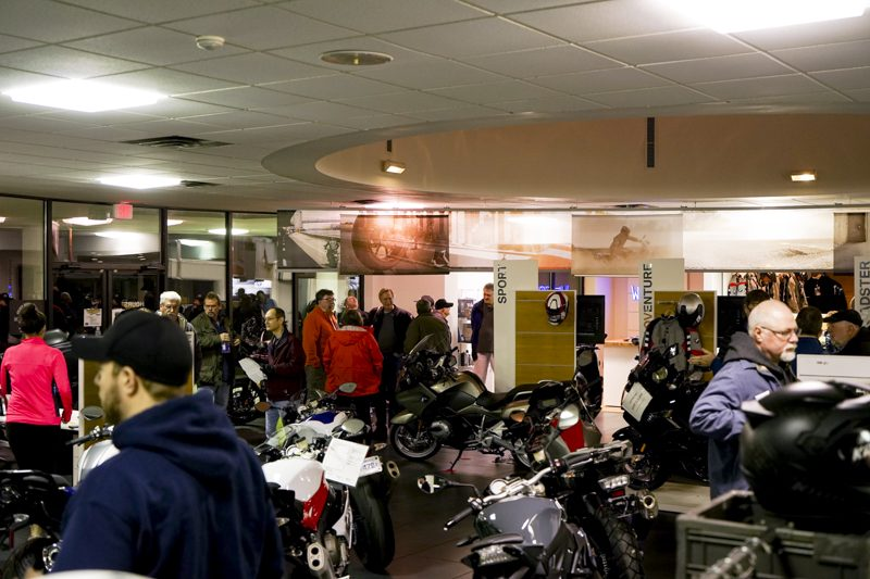 2018 International Motorcycle Show – BMW Touring Club of Detroit
