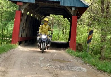 Indiana Covered Bridge Ride – July 23-26