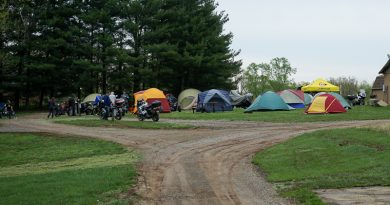 Hopewell Rally, Nelsonville, Ohio