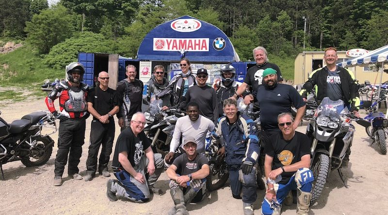 BMW Canada Training 2018