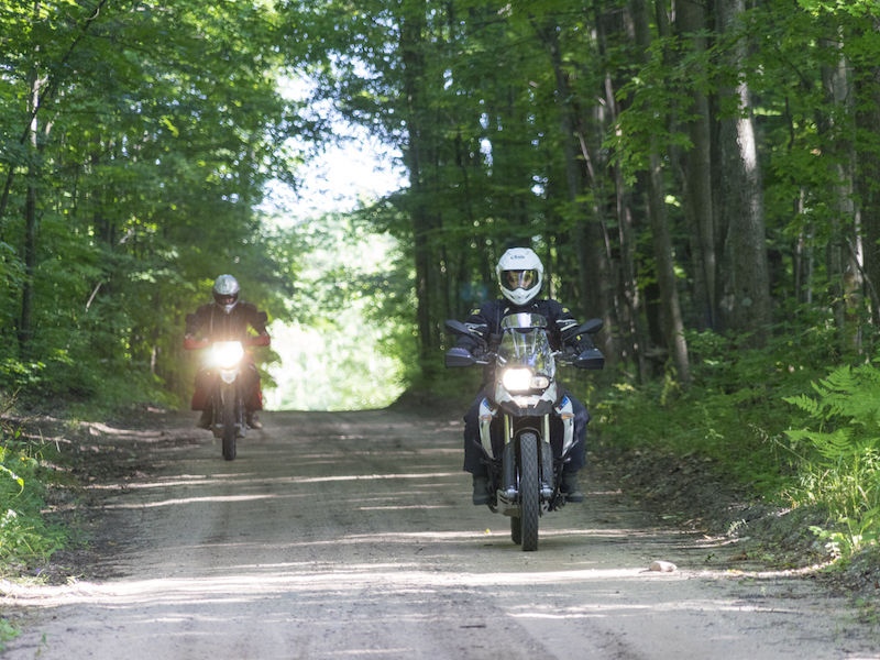Indiana Hoosier National Forest Ride 2018 – BMW Touring Club of Detroit