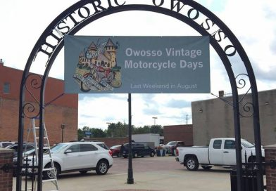 Owosso Vintage Motorcycle Days – Aug 23rd-24th