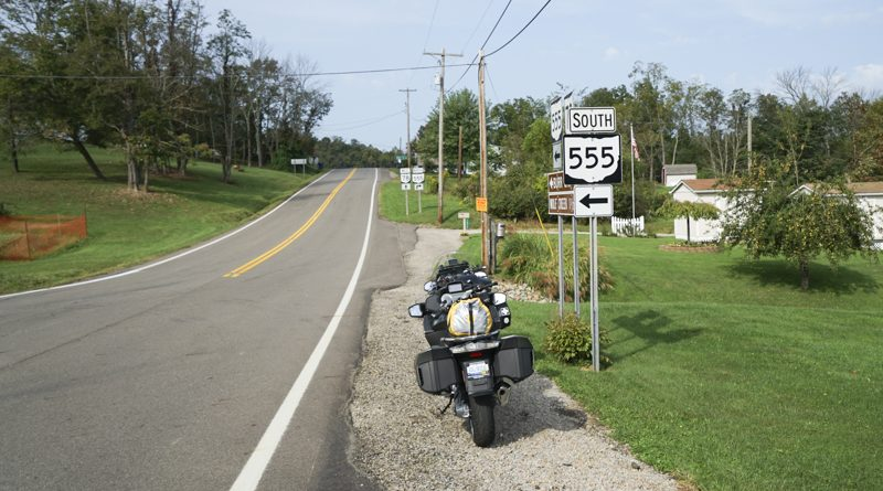 Ohio Windy 9 Road and Trail Ride – August 27-30, 2021