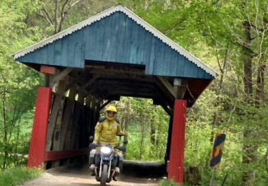Indiana Covered Bridge Ride – Cancelled for 2021